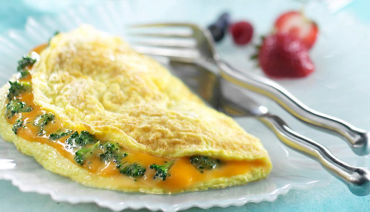 Invigorate Your Strength During Workout With Omelette/Scrambled Egg