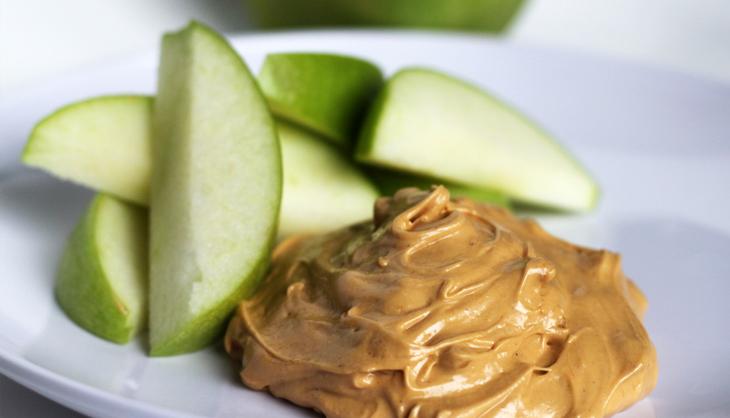 Apple Peanut Butter Pre Workout Foods