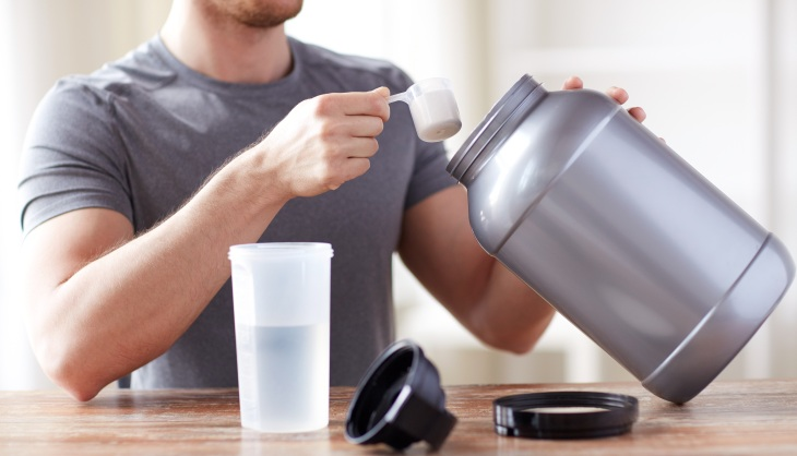 Bulk Up Your Muscle Fast with Protein Shake