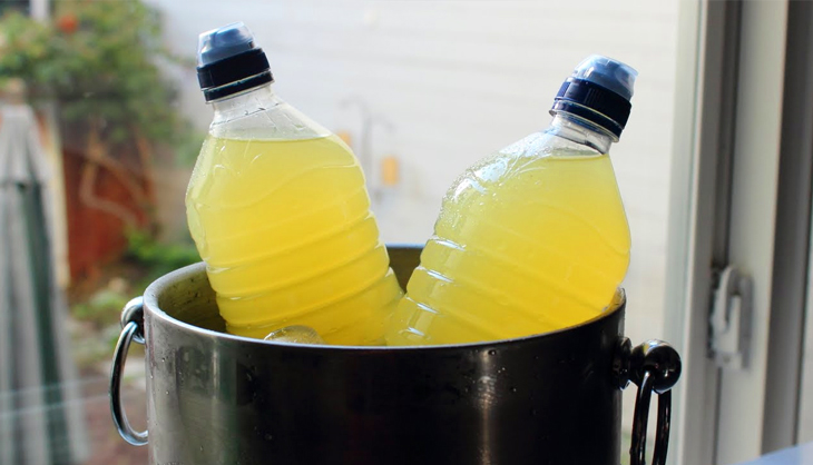 Boost Your Workout Stamina With Home Made Sports Drink