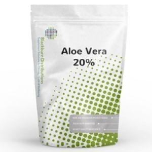 Aloe Vera 20% Powder